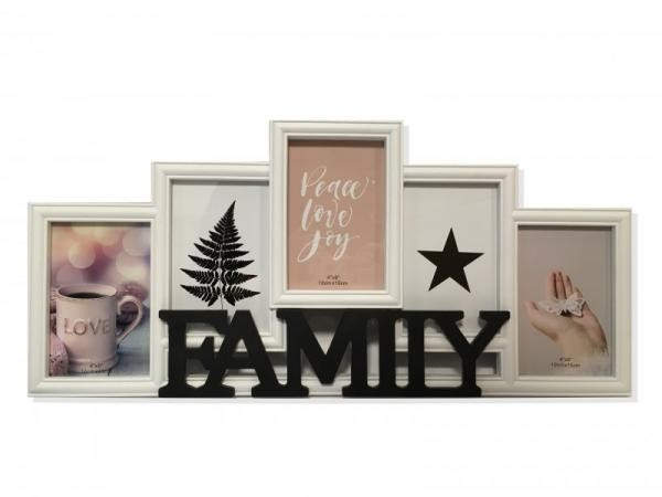 115768 Family képkeret