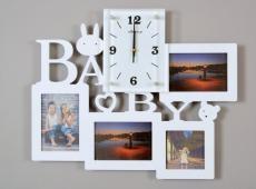 1513 -  Baby falióra fotókerettel FP UTOLSÓ DARAB