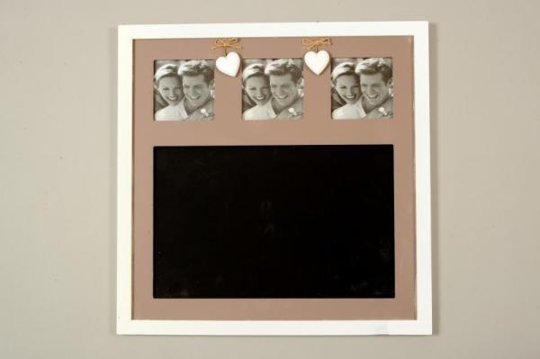 A2015  Heart Írható tábla képkerettel