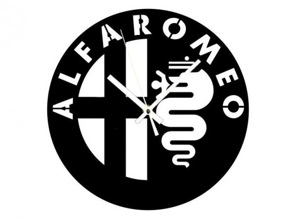 Akril - Alfa Romeo - falióra
