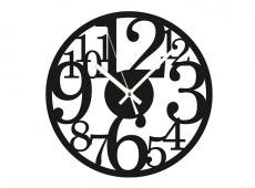 Akril - Arab számos óra - falióra
