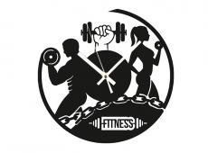 Akril - Fitness- falióra