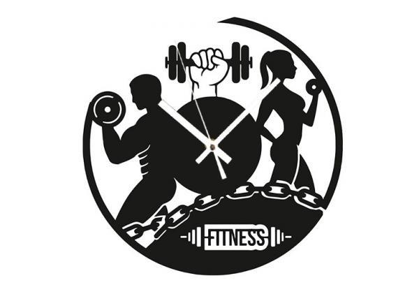 Akril - Fitness- falióra