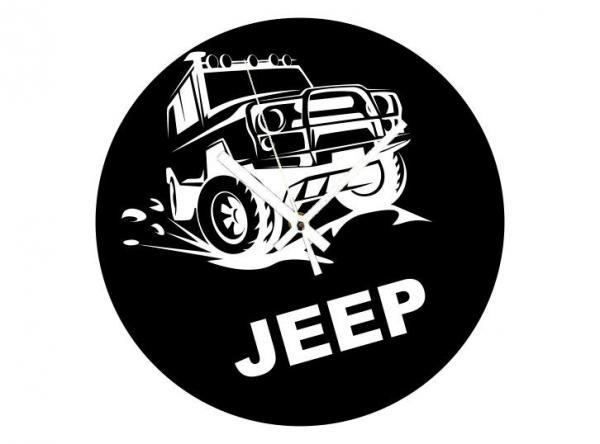 Akril - Jeep - falióra