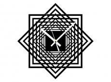 Akril - Modern 8 - falióra