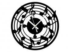 Akril - Zene 2 - falióra