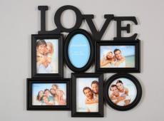 BH- 1406 LOVE Fali képkeret