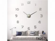 BIG 4202S óriás falióra - ezüst