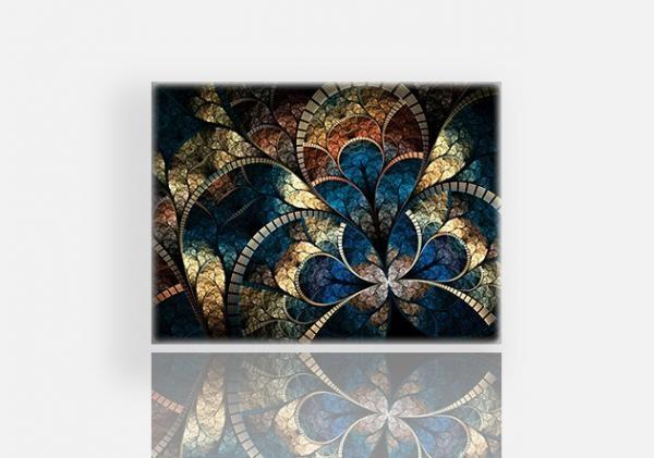 ByHome Art vászonkép | 8524