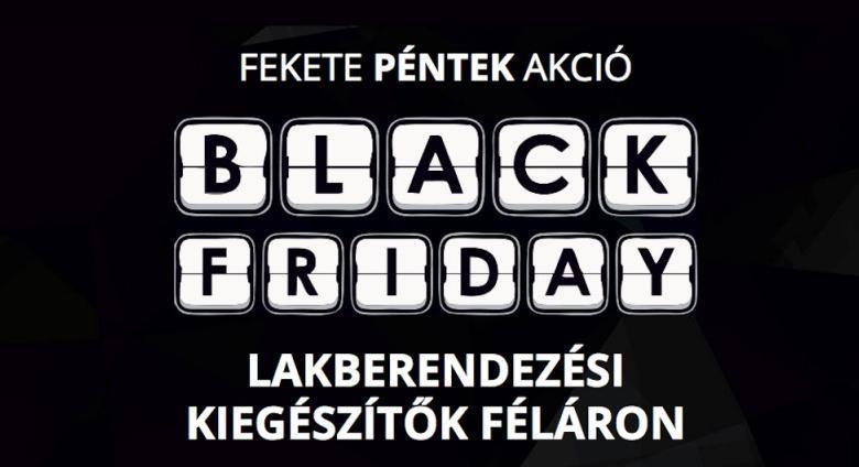 2018-ban is őrületes Fekete Péntek a Byhome.hu-n