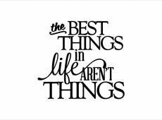 ByHome Felirat J65 Best Things faltetoválás