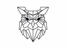 ByHome Felirat J77 Owl