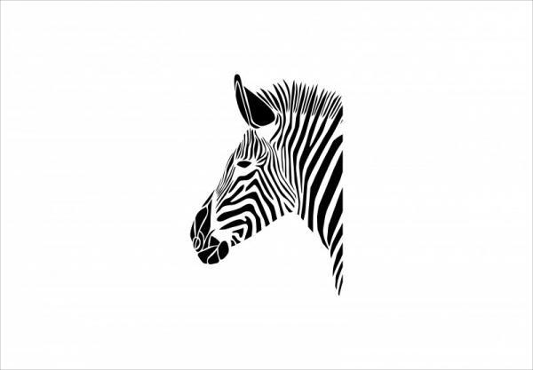 ByHome Felirat J81 Zebra