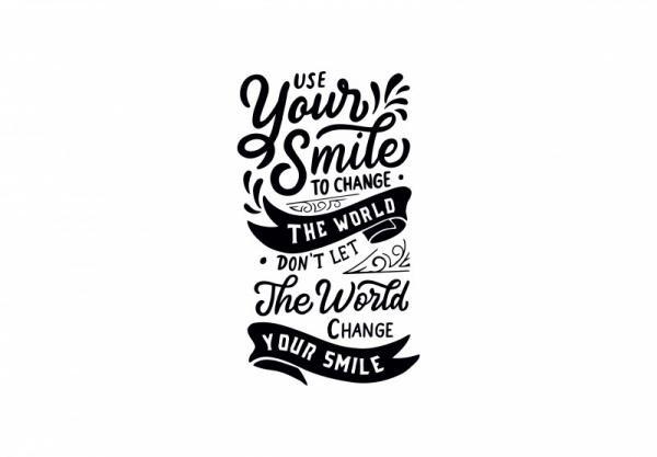 ByHome Felirat J91 Your Smile