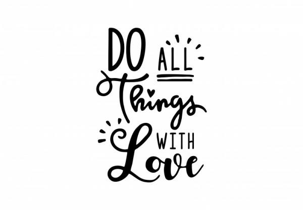 ByHome J100 Do all things with love