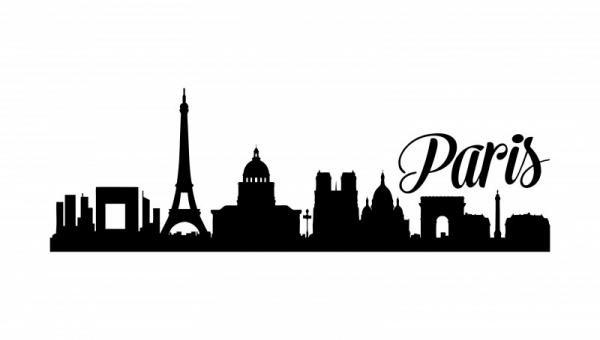 ByHome J11_Paris faltetoválás