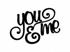 ByHome J22_You&Me faltetoválás