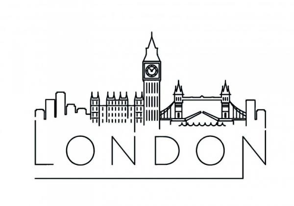 ByHome J31_London faltetoválás