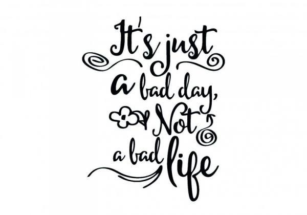 ByHome J36_Bad day faltetoválás