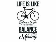 ByHome J40_Bicycle faltetoválás