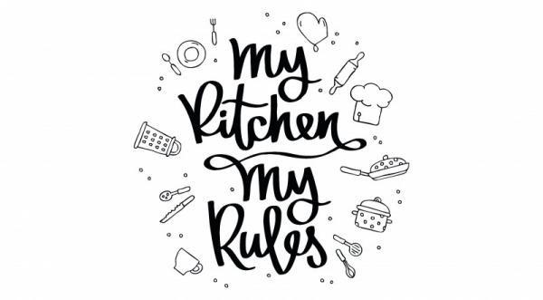 ByHome J43_Kitchen Rules faltetoválás