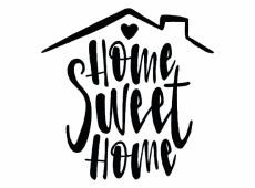 ByHome J46_Sweet Home  faltetoválás