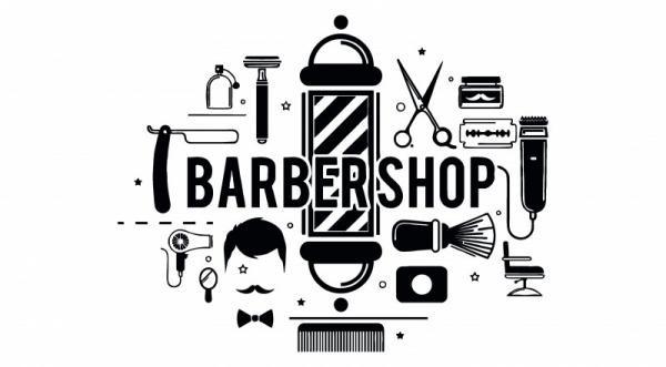 ByHome J47 Barbershop faltetoválás  4382665816