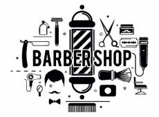 ByHome J47_Barbershop faltetoválás