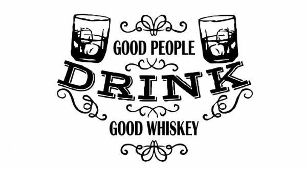 ByHome J48_Whiskey faltetoválás