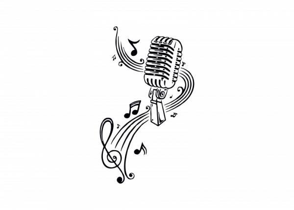 ByHome J52_Mikrofon faltetoválás