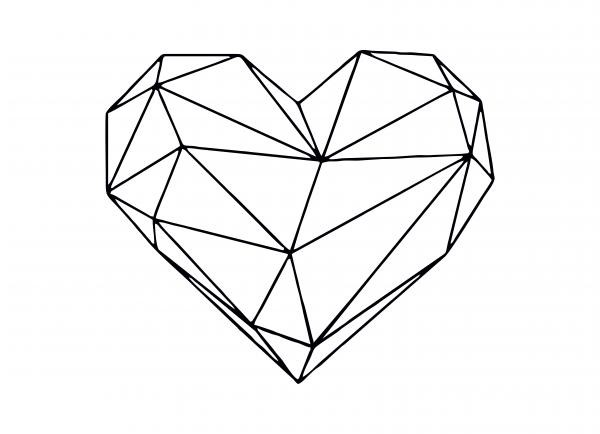 ByHome J6_Heart faltetoválás