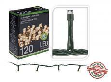 ByHome Xmas Light 120 LEDes égősor MELEG FEHÉR