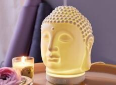 Diffuser- Buddha párologtató és fényterápia - A01