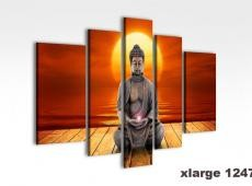 Digital Art | NEW1247-S buddha al tramonto xlarge