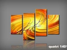 Digital Art Quatri Vászonkép | 1401 Sakura 3 S