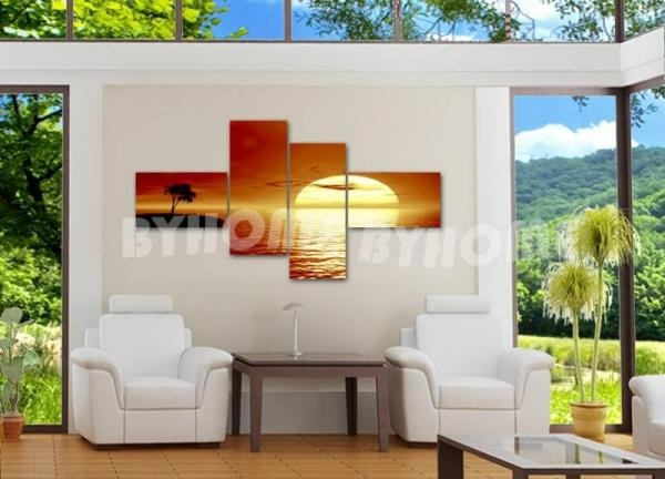 Digital Art Quatro vászonkép | 1177Q Pioneer