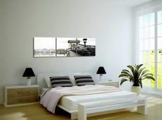 Digital Art Tree V423 _ vászonkép EGYEDI 50 x 50 cm