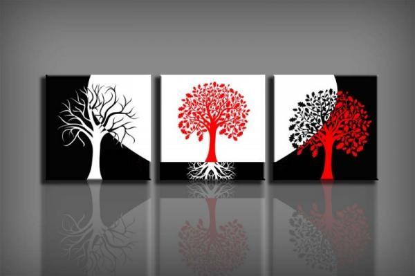 Digital Art Tree V549 vászonkép