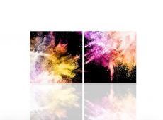 Digital Art Tree V679