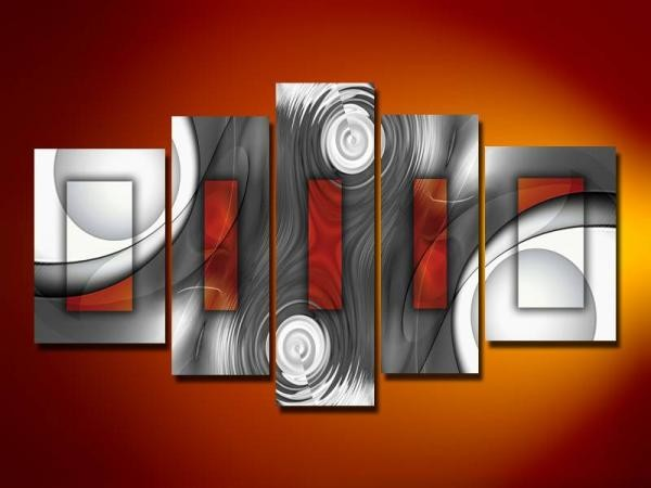Digital Art Vászonkép   1014 Mindcircus2
