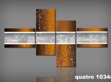 Digital Art vászonkép | 1034 Q Abstract Argentino S
