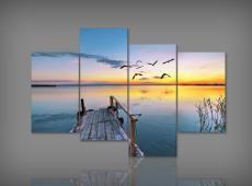 Digital Art vászonkép | 1050 Q Uccelli Quatri S