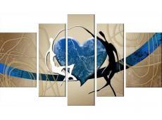 Digital Art vászonkép | 1110 amico del cuore S