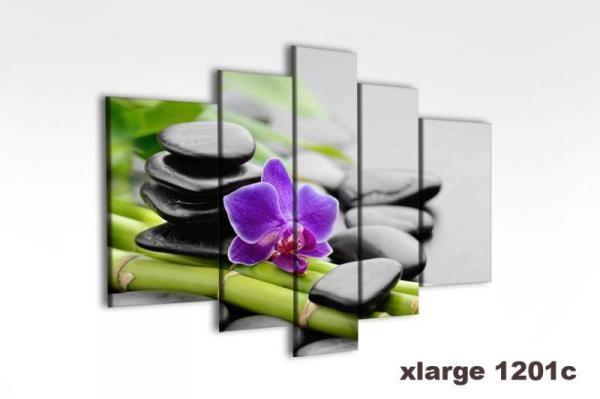 Digital Art vászonkép | 1201-S fiore della pace