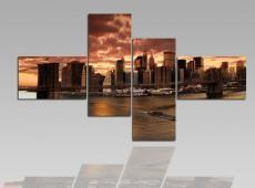 Digital Art vászonkép | 1203Q New York S