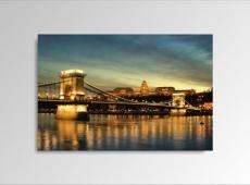 Digital Art vászonkép | 1206-S Budapest ONE