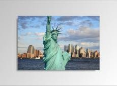 Digital Art vászonkép | 1225-S Statue of Liberty ONE