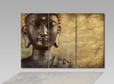 Digital Art vászonkép | 1235-S Buddha Castano THREE