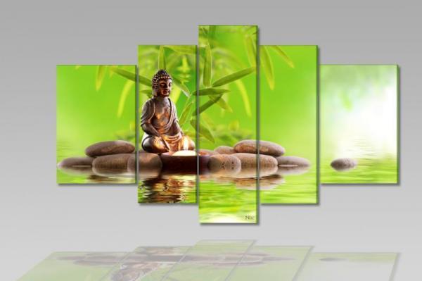 Digital Art vászonkép | 1243-S Buddha Novello