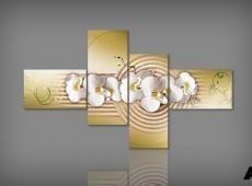 Digital Art vászonkép | 1250 Q Orchidea Terrosa S